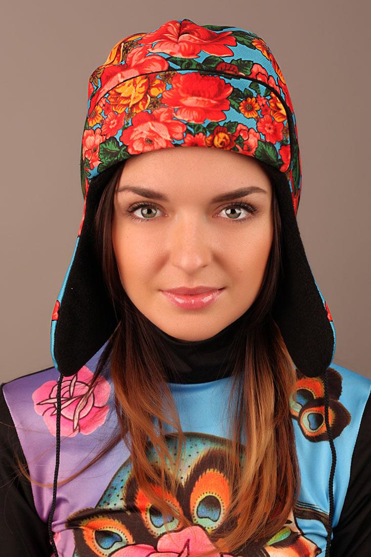русская шапка ушанка