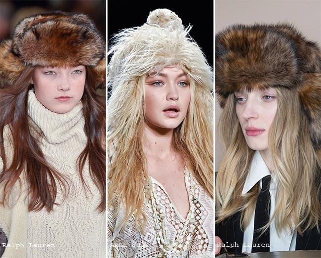 мода на шапки